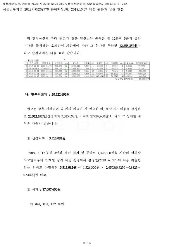 20191212 연제철 화해권고결정(자동확인) 도달_12.jpg